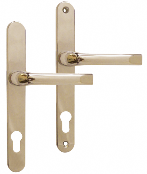 92-200 UPVC Door Handle - Gold